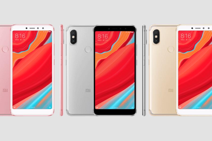 156 dollárért a Xiaomi Redmi S2 duplakamerás okostelefon
