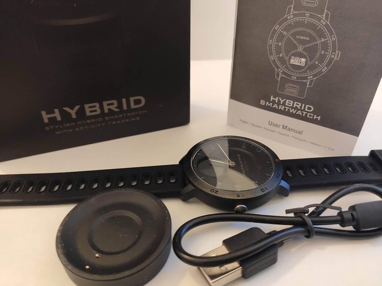 Zeblaze Hybrid Csomag
